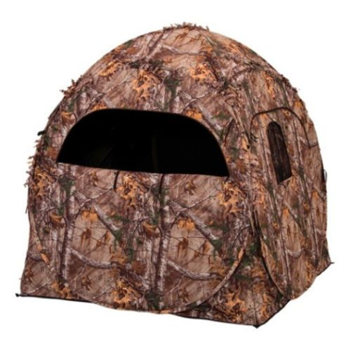 Ameristep-Doghouse-Blind-Realtree-Xtra-Comes-with-a-backpack-carrying-case