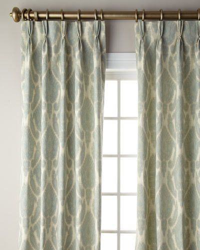 Misti Thomas Modern Luxuries Leighton 132 Curtain Modern Luxury