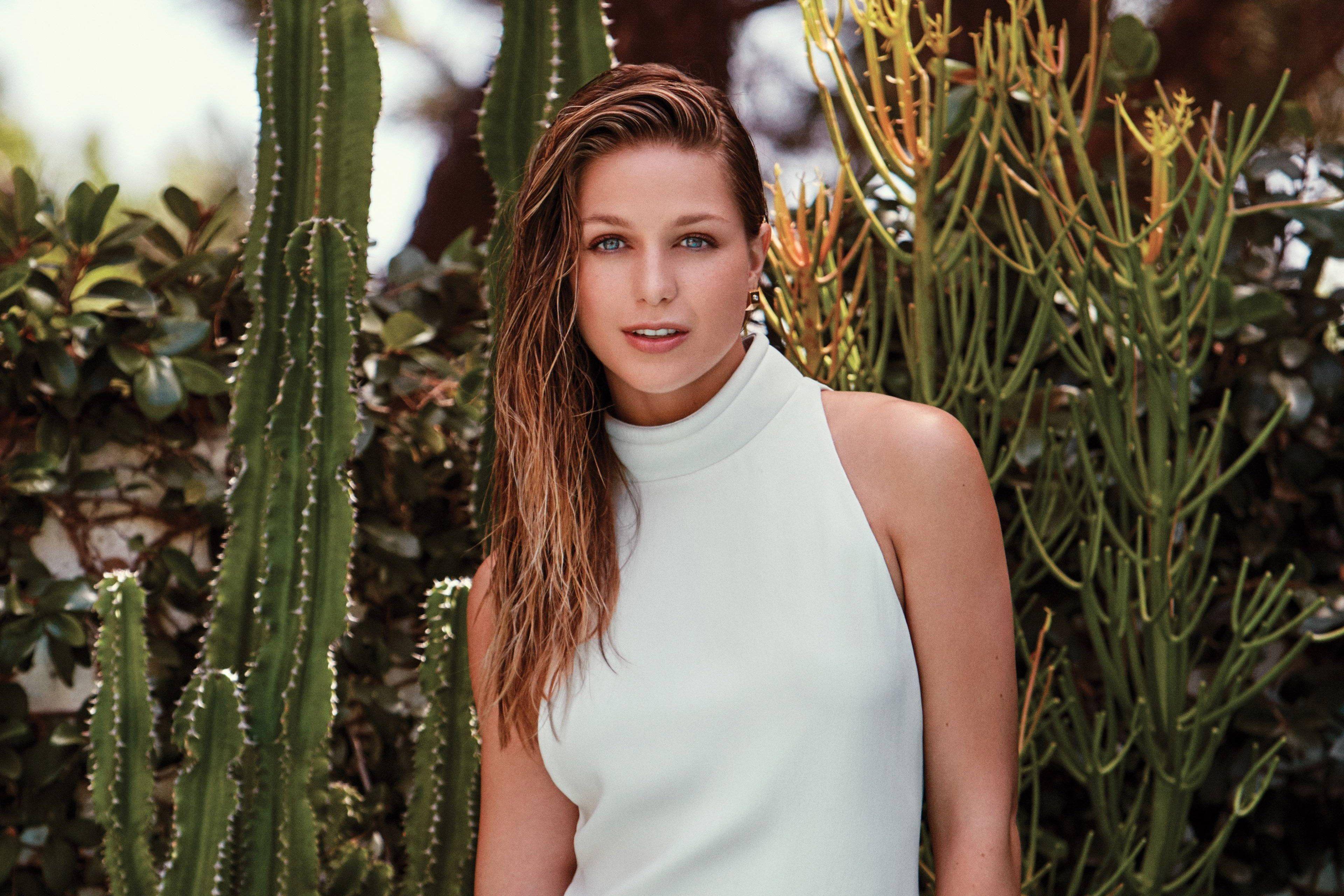 3840x2560 Melissa Benoist 4k Free Download Hd Wallpaper For Desktop Melissa Benoist Amerikanische Schauspieler Frauen Stars