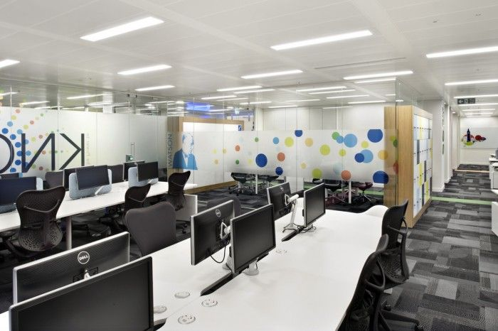 Sas activity based london offices snap
