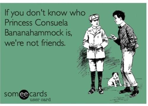 princess consuela bananahammock  out of all my friends jessica will understand the most  princess consuela bananahammock  out of all my friends jessica      rh   pinterest