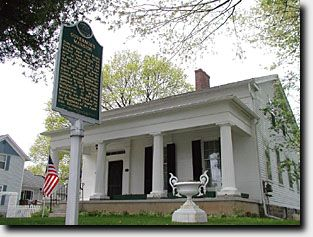 Governor S Mansion Marshall Michigan Built In Anticipation That Marshall Would Become The State Capital Pure Michigan Travel Michigan Travel Pure Michigan