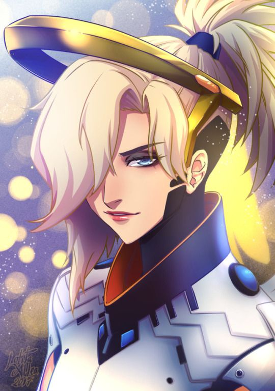Mercy from #overwatch #gaming | Overwatch in 2019