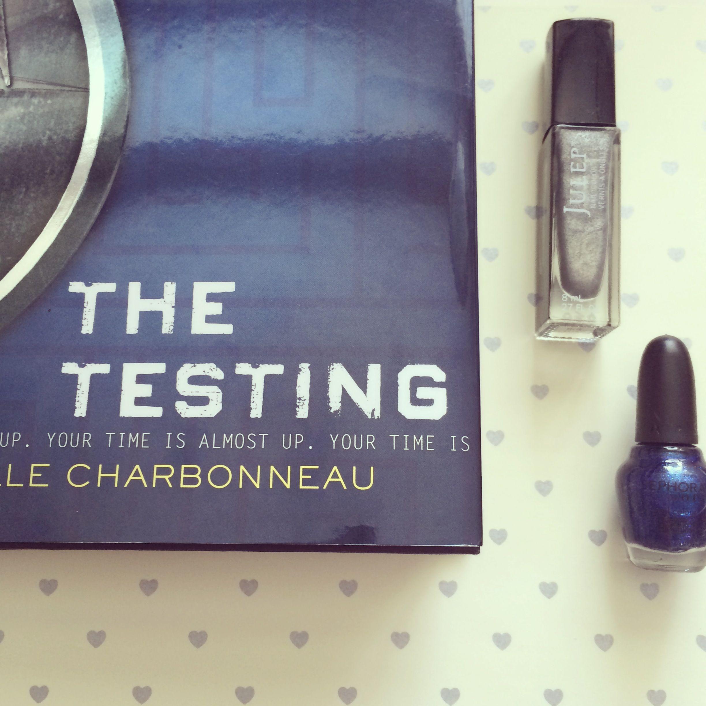 The Testing by Joelle Charbonneau // Julep + Sephora nail polish ...