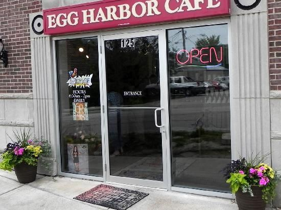 Egg Harbor Cafe Menu Libertyville