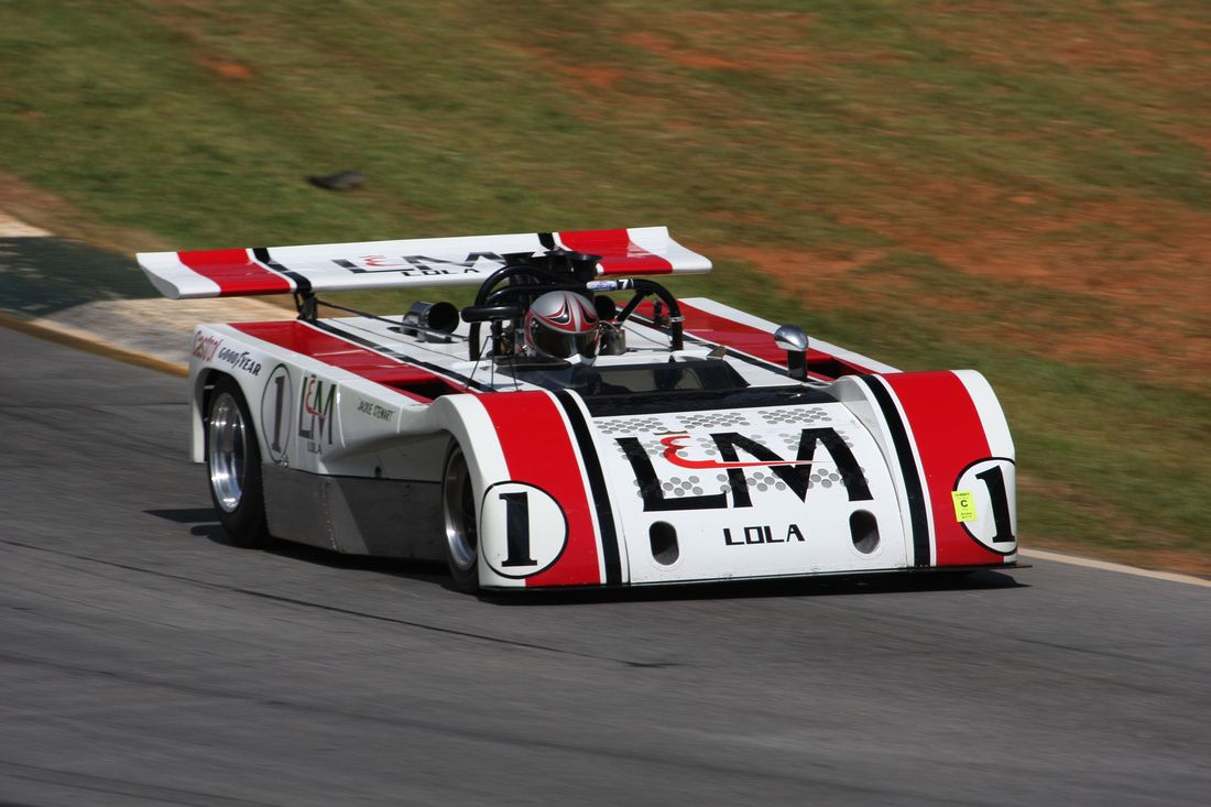 Lola T260 as driven by Jackie Stewart in the 1971 CanAm