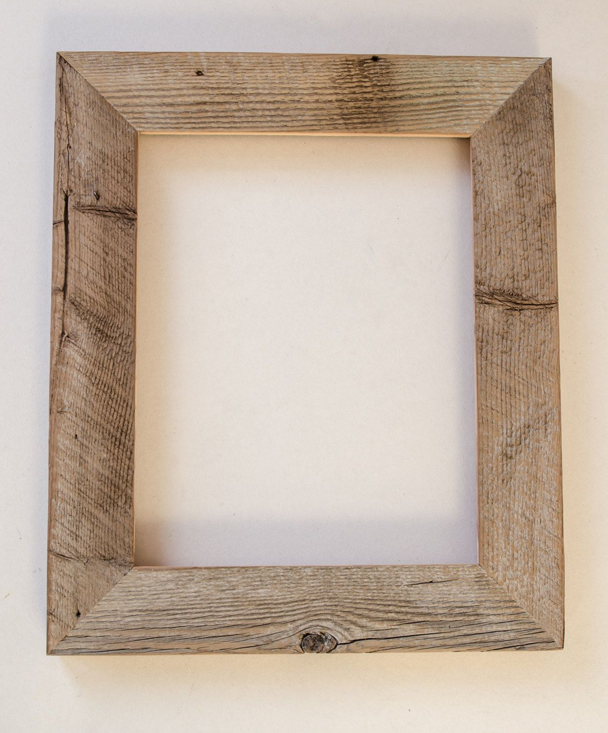 111x14 Beautiful Reclaimed Barnwood Picture Frames by rustymill