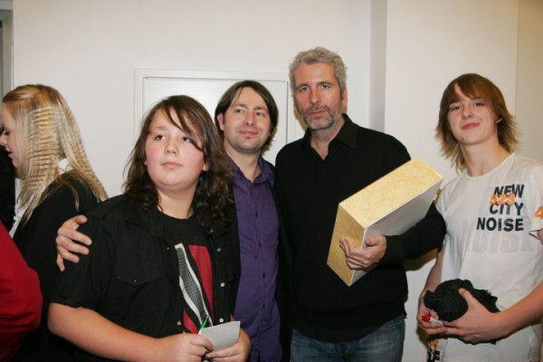 Mit Stermann bei der LifeGala 2010