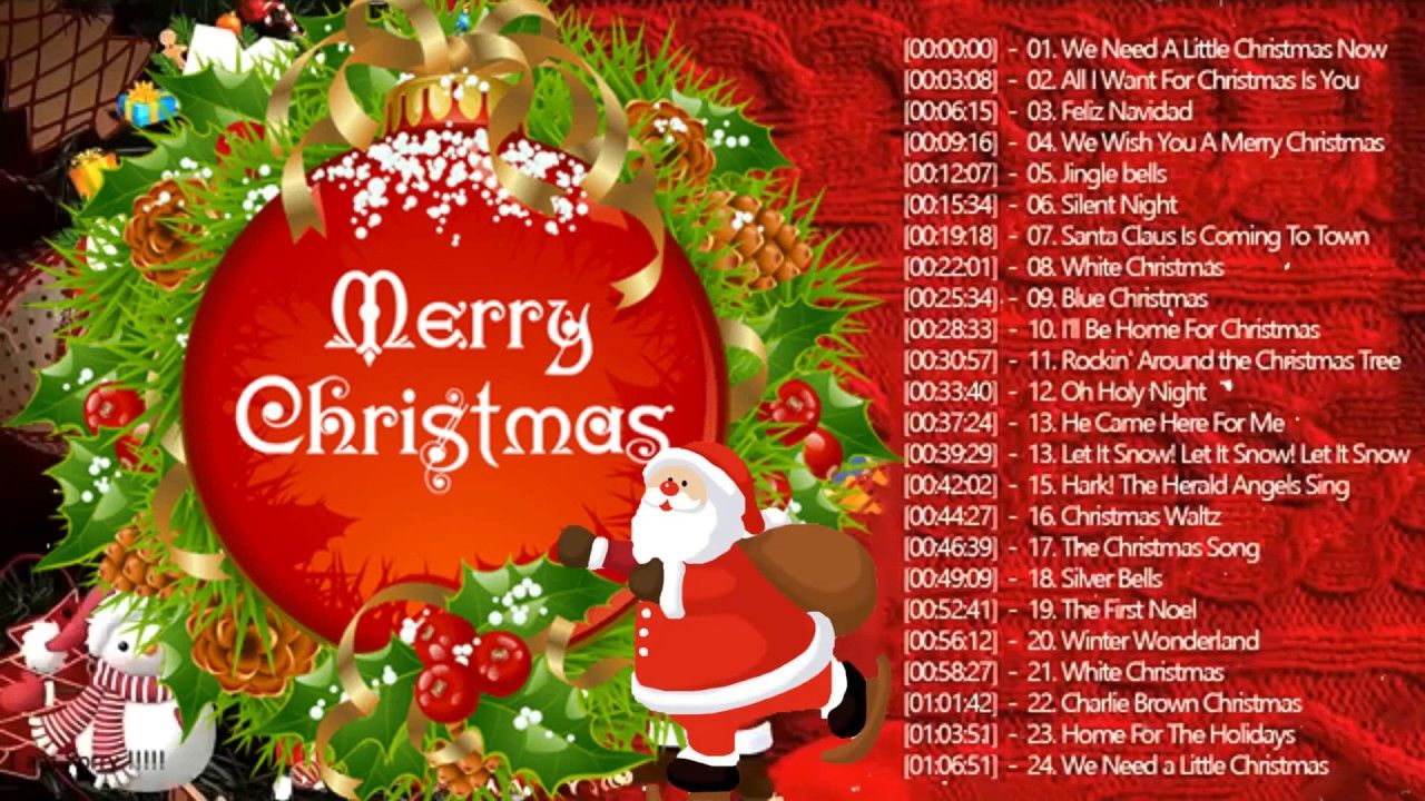 The Most Popular Christmas Songs Ever!!! Best Traditional