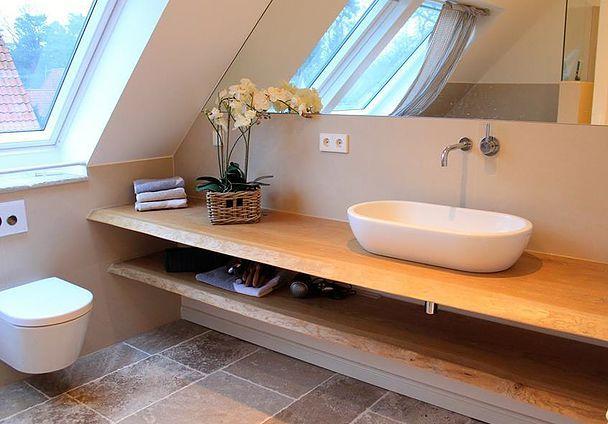 waschtisch waschtischplatte waschtischkonsole konsole massivholzplatte auf ma holzwerk. Black Bedroom Furniture Sets. Home Design Ideas