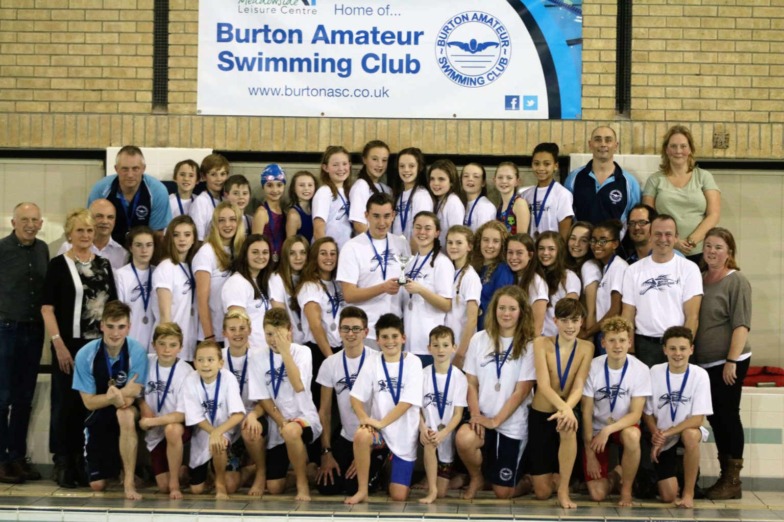 Burton Amateur Swimming Club is looking for companies and individuals to sponsor a swimmer for a year.