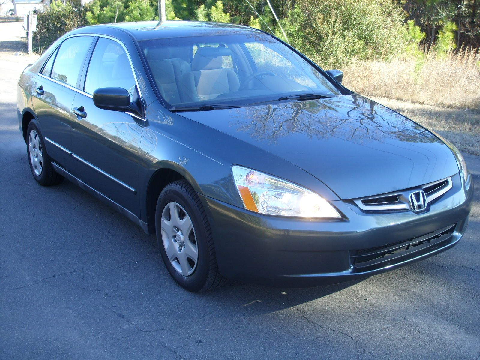 honda accord 2005 lx durham cars