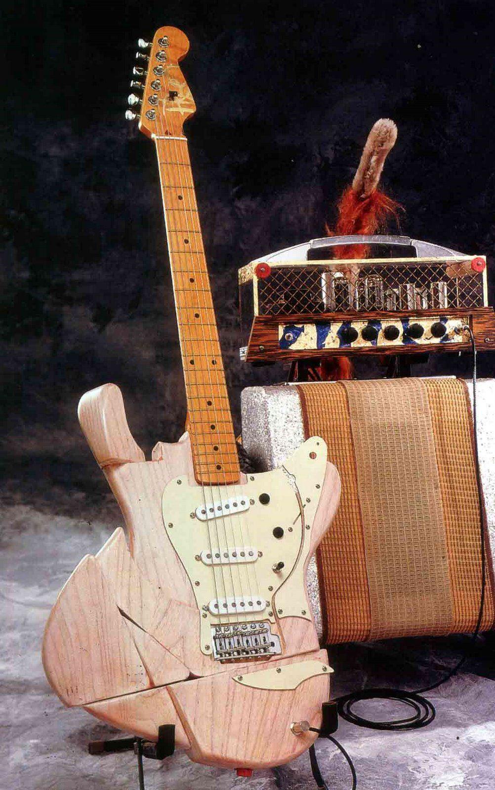 Fracturecaster Amp Jpg Image Guitar Cool Guitar Guitar Strings