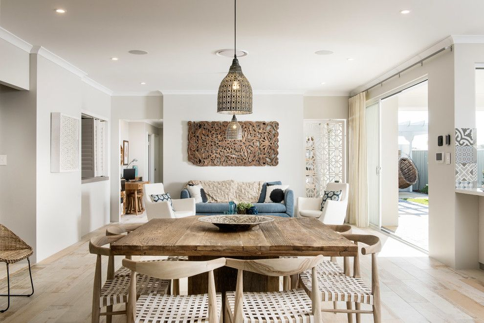 Beach House Dining Room Dining Room Beach Style With Wood Dining Chairs Timber Art Timber Dining Table Timber Dining Table Dining Room Contemporary Beach House Dining Room