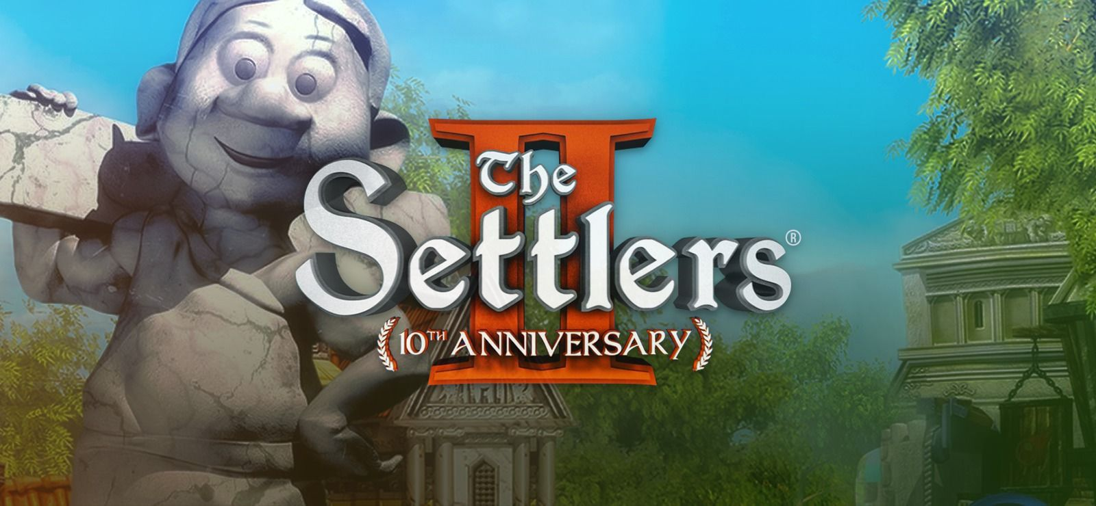 The Settlers® 2 The settlers, 10 anniversary, Free pc