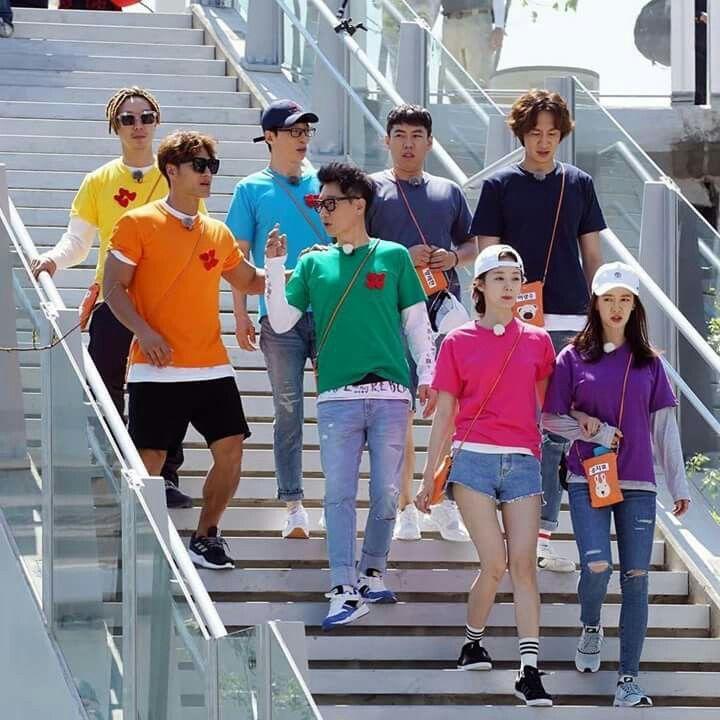 #runningman #sbs #koreanshow #korea #kwangsoo #haha #jihyo ...