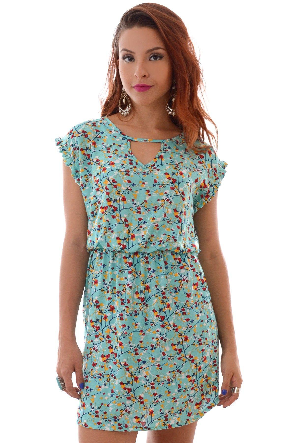 138c435d4 vestido de viscose - Pesquisa Google   vestidos damas em 2019 ...