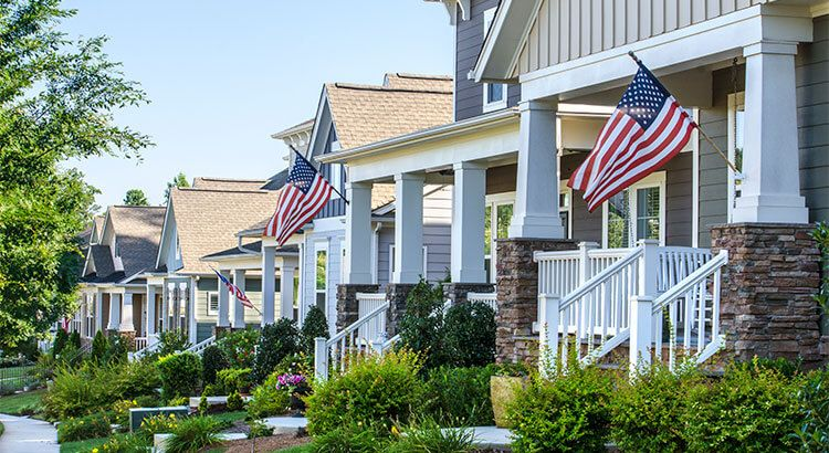 How To Achieve The American Dream In Cabin Branch Clark Real Estate Home Buying First Time Home Buyers
