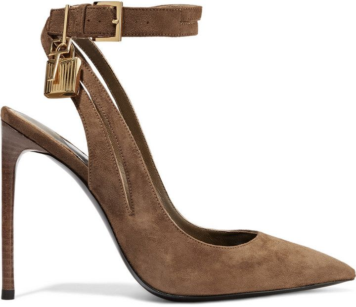 Download Tom Ford Suede pumps   Tom ford shoes, Suede pumps, Ankle ...