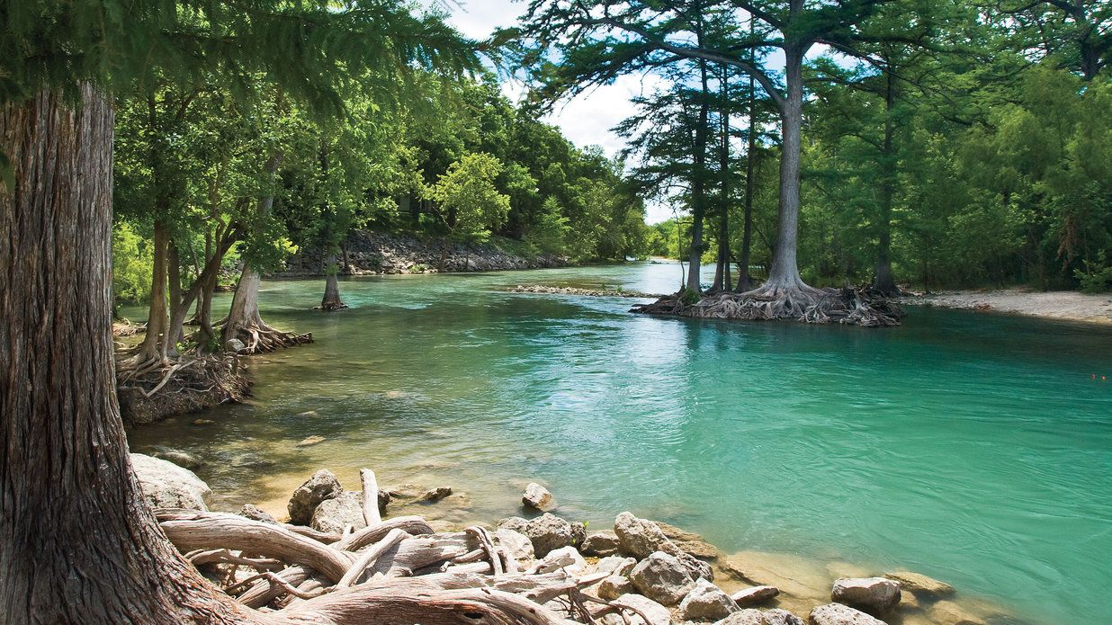 Follow the legendary Guadalupe River across the Lone Star State to the Gulf of Mexico―and discover dance halls, swimming holes, and the world's toughest canoe race.