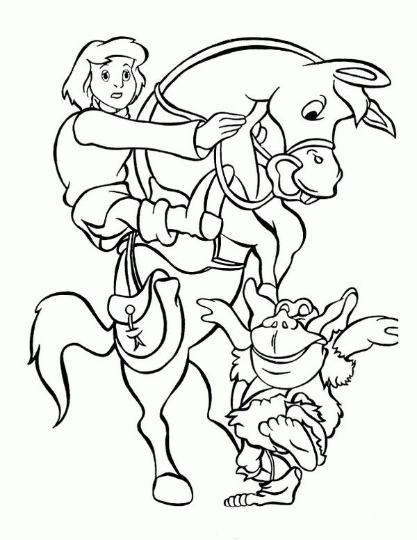 Gummi Bears Coloring pages 3   Bear coloring pages ...