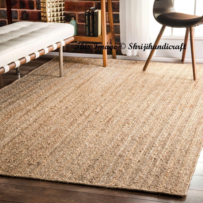Braided Rag Rug Braided Carpet Rug Meditation Mat Mandala Rug