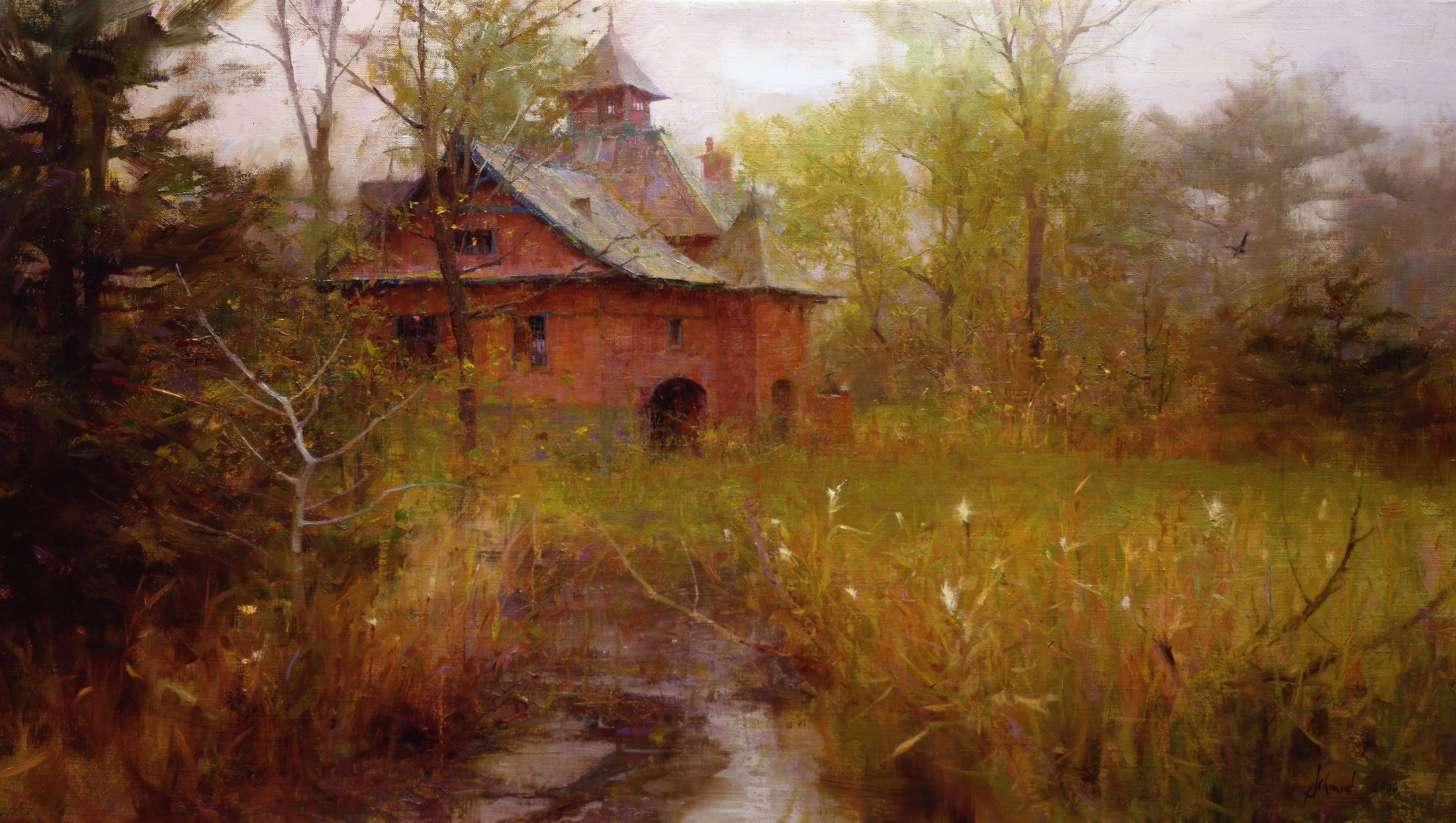 Artist Richard Schmid Paintings