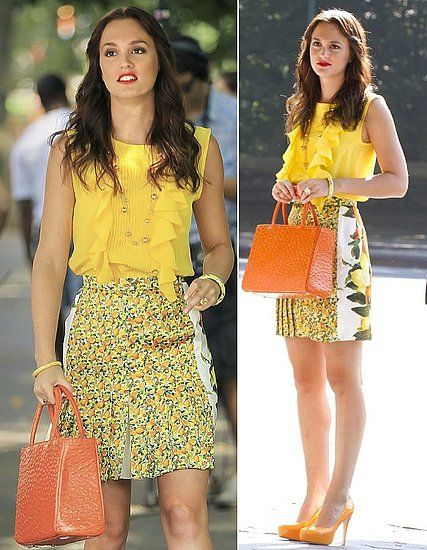 gossip girl summer outfits - Google Search