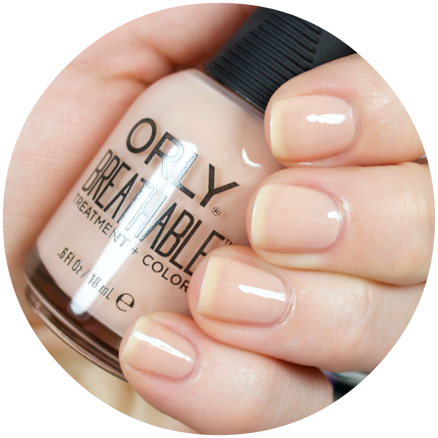 NEW! Orly Breathable Treatment + Color Nail Polish | Color nails