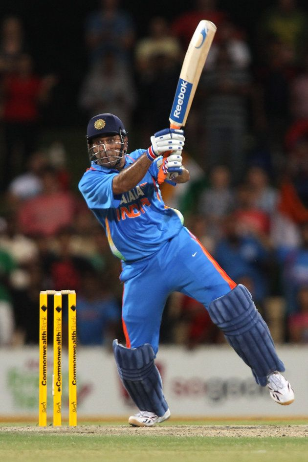 We Are Eagerly Waiting For Ur Helicopter Shot Ms Dhoni World Cricket