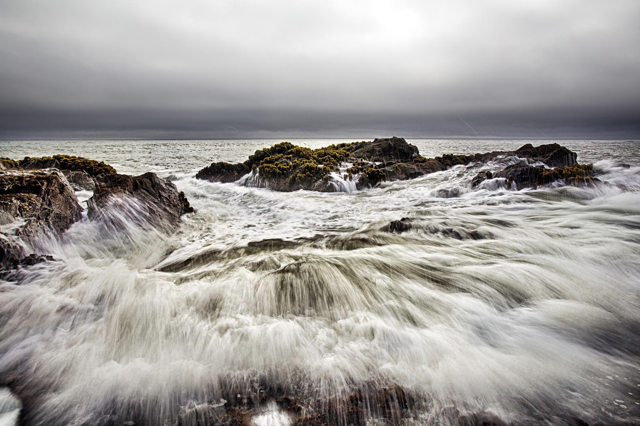 Wet Feet, Pescadero State Park, California by Daniel Chui on 500px