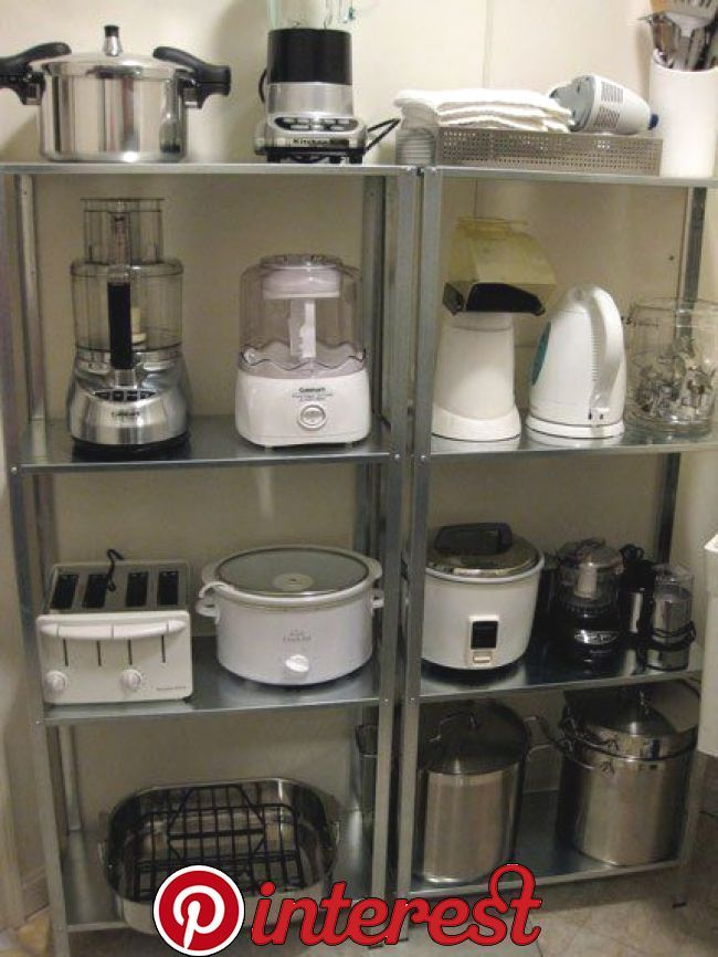 10 Examples of IKEA Shelving in the Kitchen   10 Examples of IKEA Shelving in the Kitchen