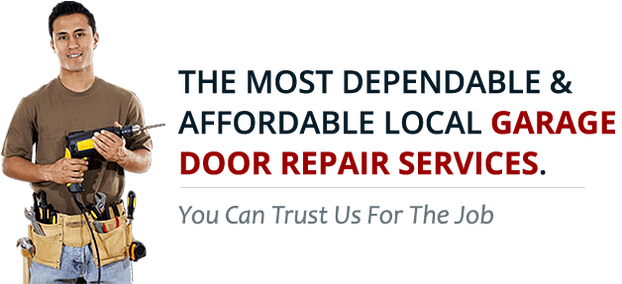 Garage Door Springs Counterbalance The Weight Of The Door To Make It Easy To Open And Close They Ser Garage Door Repair Garage Door Repair Service Door Repair