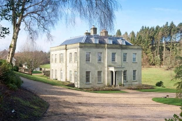 A New Build With A Sense Of History Grove Farm English Manor Houses Country Home Exteriors