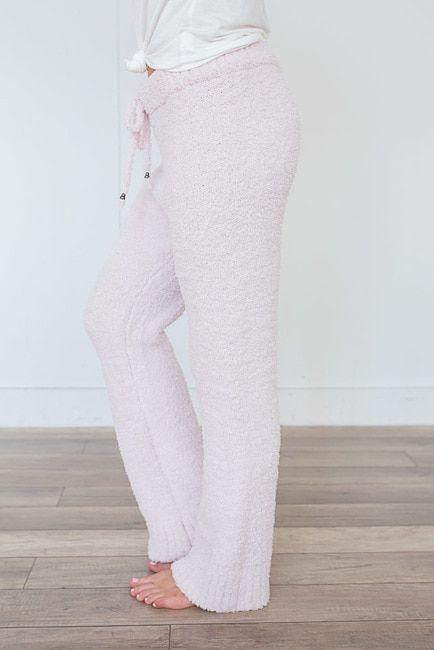 df6ff5bac5c27 Berber Fleece Lounge Pants - Pearl Pink | Fashion | Magnolia ...