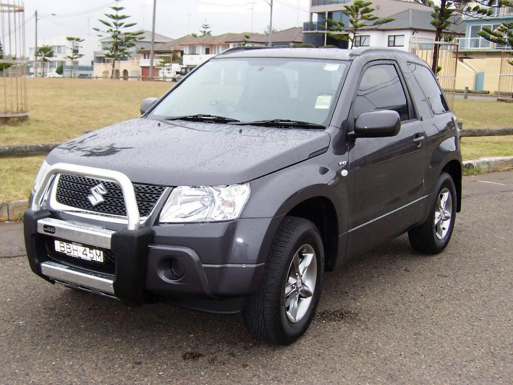 Post Somephotos Of Your Gv Grand Vitara Suzuki Vitara 4x4