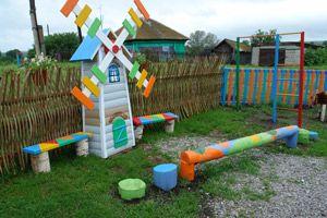 Чем украсить детскую площадку в детском саду: 21 тыс. - Pinterest 57