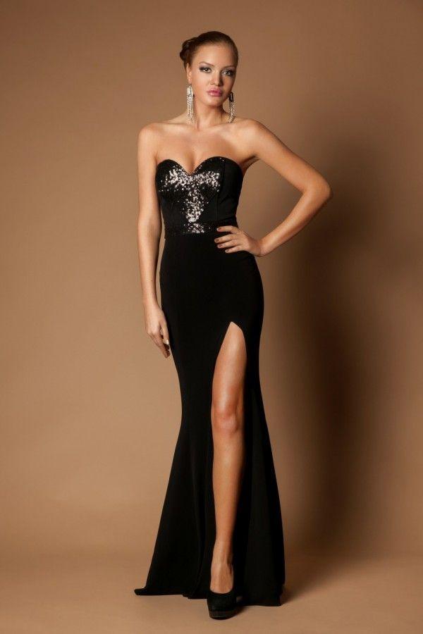 Bonitos vestidos de noche