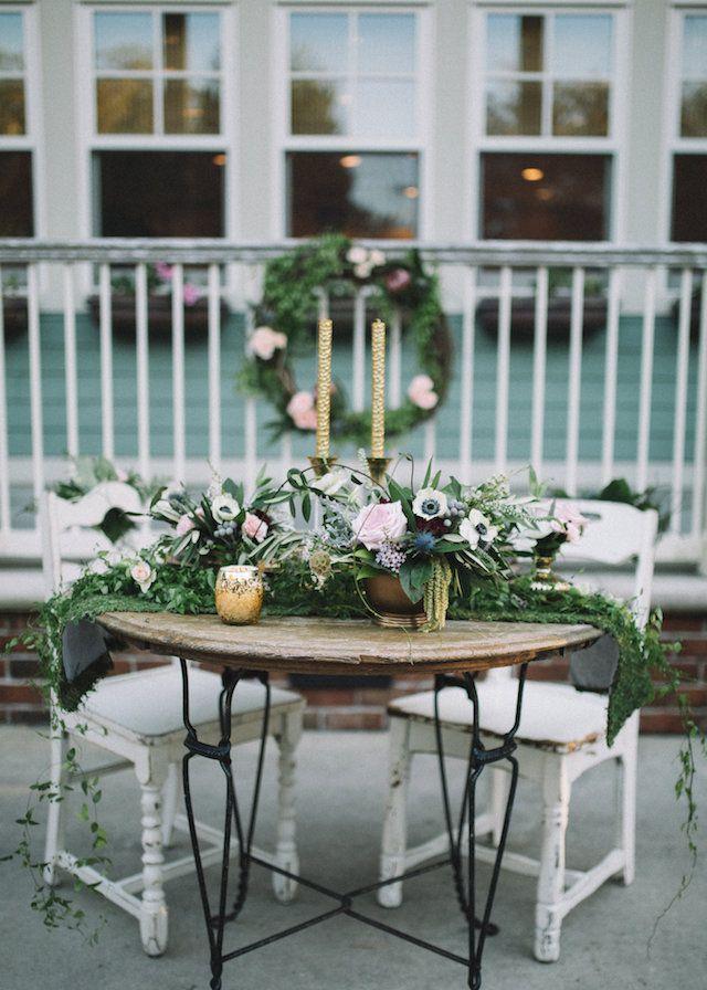 Stylish At Home Elopement Mint Wedding Wedding Sweetheart