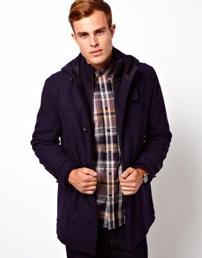 Ben Sherman Duffle Coat