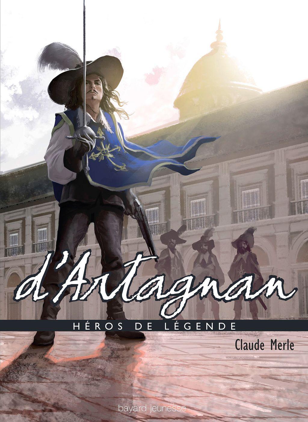 D Artagnan Ebook Claude Ebook The Three Musketeers