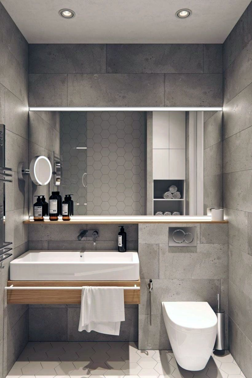 Finest Small Bathroom Design Rules Made Easy Restroom Design Minimalist Bathroom Bathroom Design Small