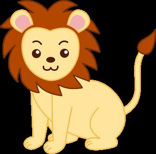 Dibujos De Leones Para Imprimir Gratis Animal Clipart Free Cute