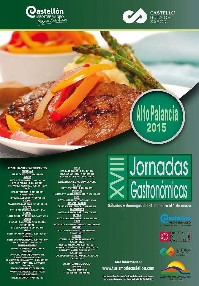 Presentación XVIII Edición Jornadas Gastronómicas ...