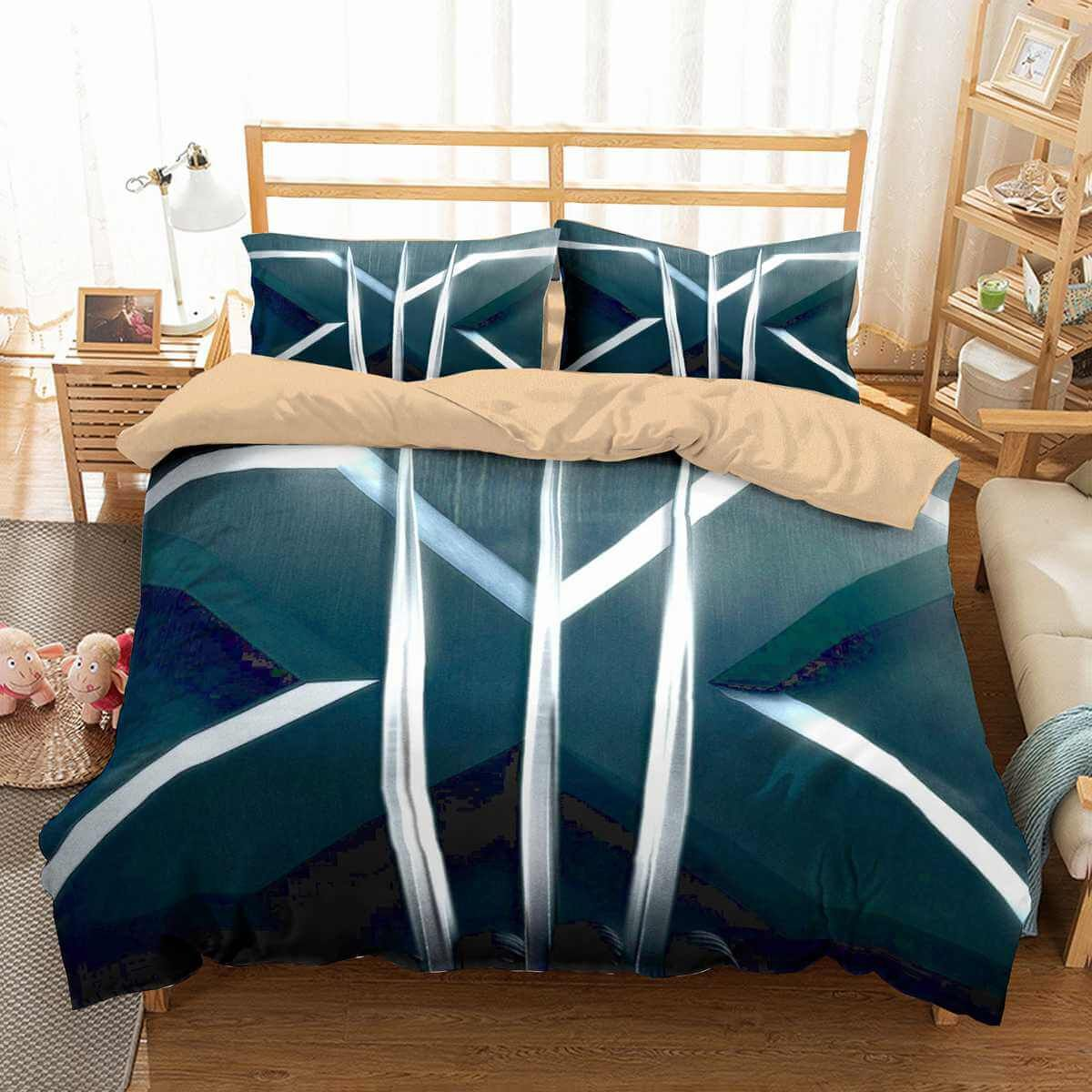 3d Customize X Men Bedding Set Duvet Cover Set Bedroom Set