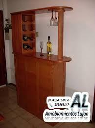 Resultado de imagen para muebles para bar bares for Muebles modernos en rosario
