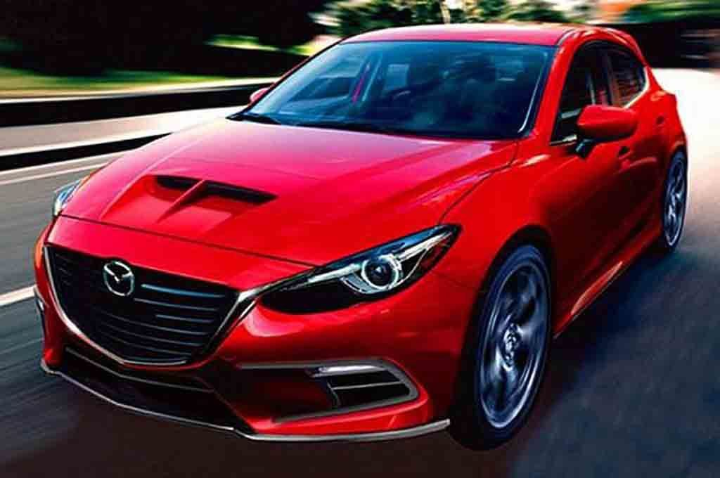 2019 Mazda 3 Redesign To Move Cars Upscale That Makes All The More Elegant And Powerful This Model Produced The Ma Mazda Mazda 3 Sedan Mercedes Benz Gle Coupe