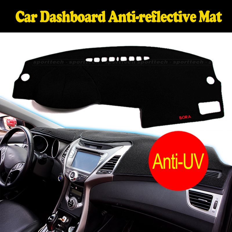 7car Dashboard Cover Light Aovoid Pad Mat Sticker For Geely