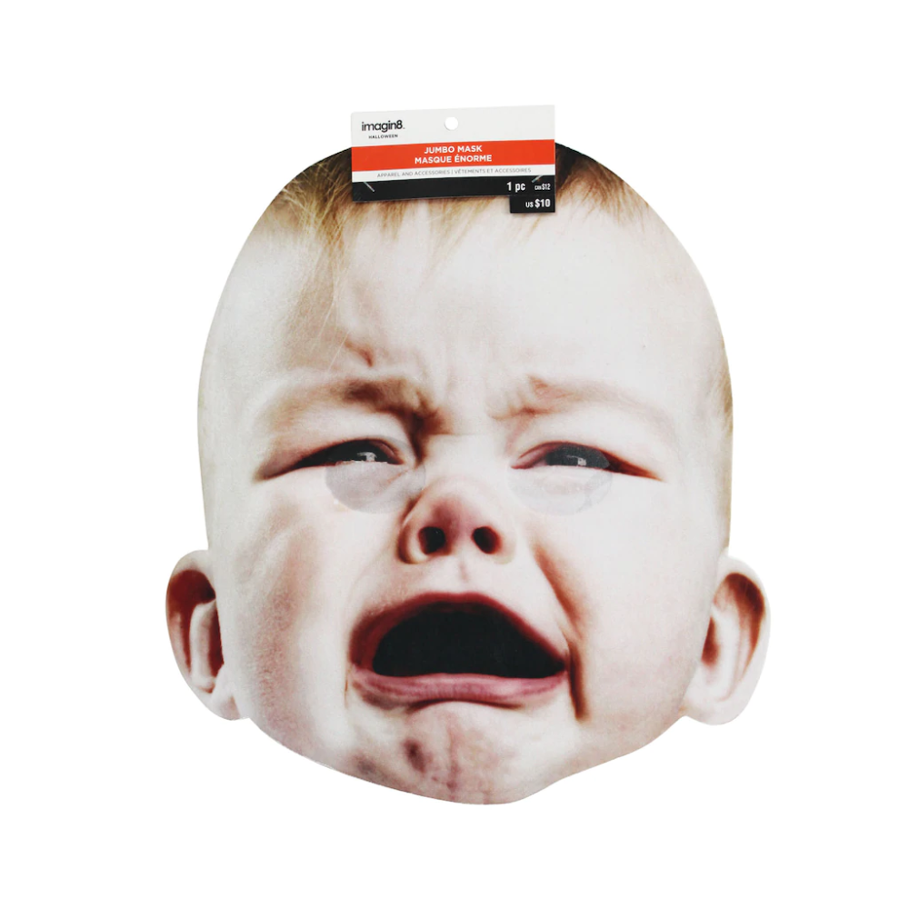 10604692 1 Jpg Crying Baby Mask Halloween Party Costumes Baby Crying