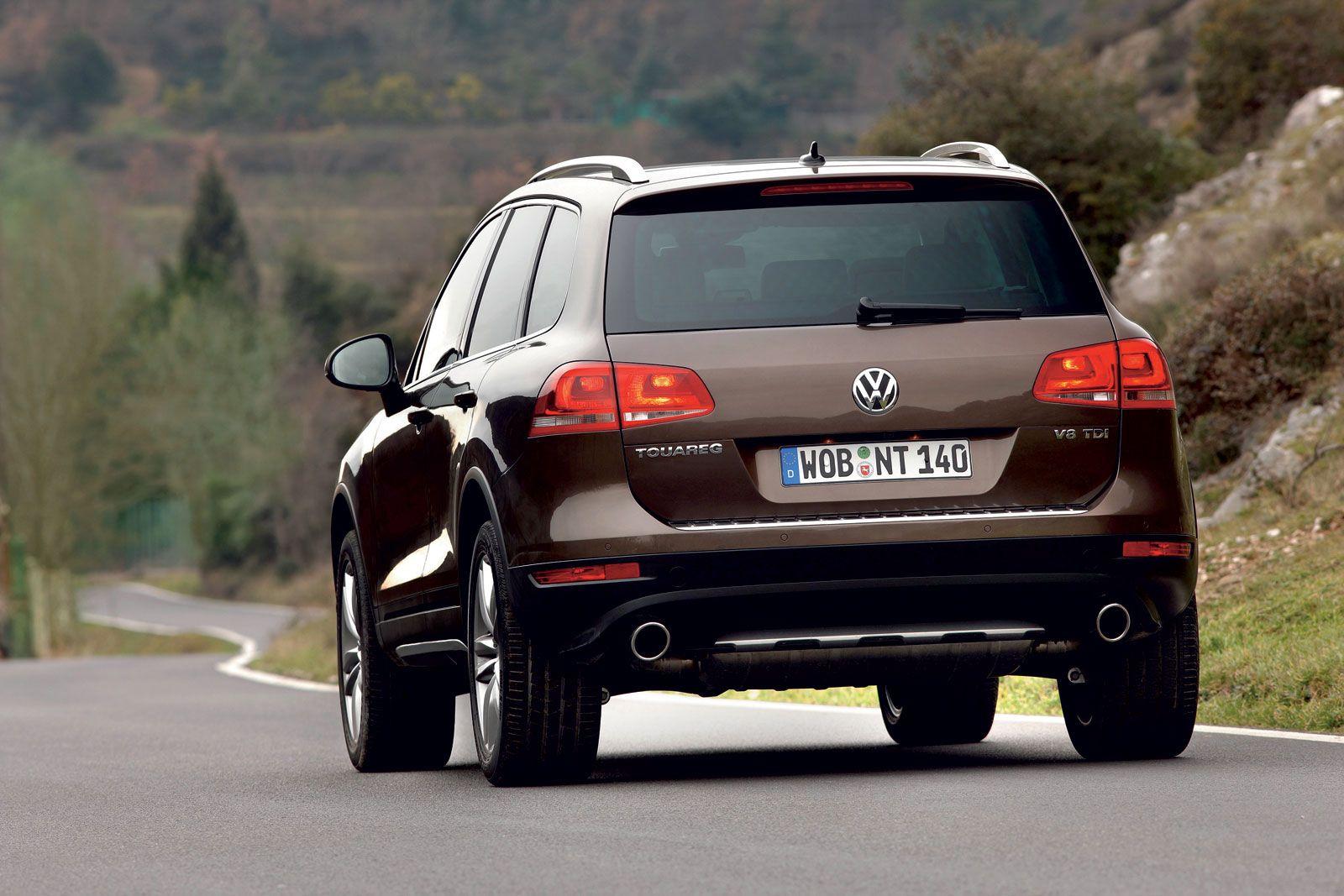 Volkswagen touareg 32 v6 tdi